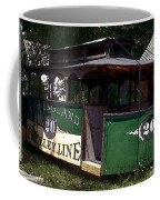 The Trolley Out Back Coffee Mug