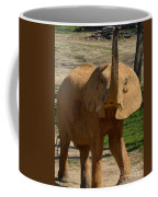 The Trumpeter Sounds Coffee Mug