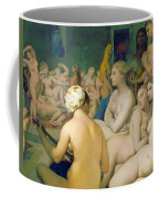 The Turkish Bath, Detail Coffee Mug