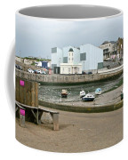 The Turner Contemporary Gallery - Margate Harbour Coffee Mug