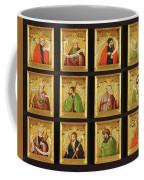 The Twelve Apostles Coffee Mug