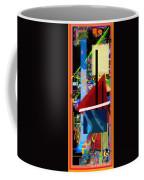 The Tzaddik Lives On Emunah 18 Coffee Mug