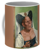 The Ugly Duchess, By Quentin Matsys Coffee Mug