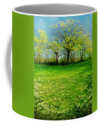 The Umbrella Tree Coffee Mug