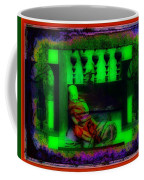the understanding of dark matter from young to old... will that make you a divine Buddhist? Coffee Mug