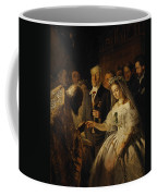The Unequal Marriage Coffee Mug