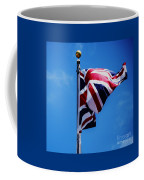 The Flag Of Great Britain Coffee Mug