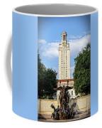 The University Of Texas Tower Coffee Mug
