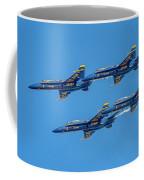 The Usn Blue Angels Coffee Mug