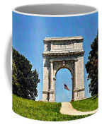 The Valley Forge Arch Coffee Mug