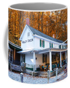 The Valley Green Inn In Autumn Coffee Mug by Bill Cannon