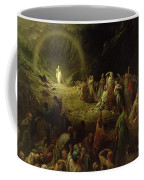 The Valley Of Tears Coffee Mug by Gustave Dore