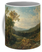The Valley Of The Clyde Coffee Mug