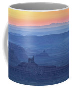 The Valley Of The Gods Coffee Mug