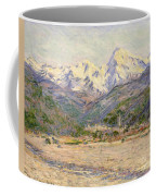 The Valley Of The Nervia, 1884  Coffee Mug