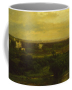 The Valley Of The Olives Coffee Mug