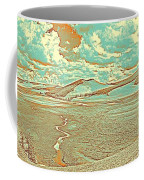 The Valley Of Winding Snake River Coffee Mug