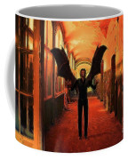 The Vampire Beckons Coffee Mug