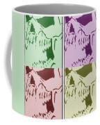 The Vampire Skeleton Coffee Mug by Robert Margetts