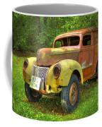 The Van Too Coffee Mug