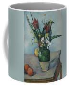 The Vase Of Tulips Coffee Mug