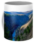 The Vast Pa Grand Canyon Coffee Mug