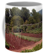 The Vegetable Garden At Monticello II Coffee Mug