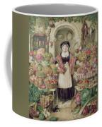The Vegetable Stall  Coffee Mug