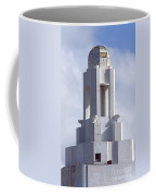 The Versailles Hotel Tower - Miami Beach Coffee Mug