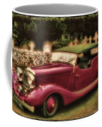The Vicar's Roadster Coffee Mug