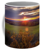 The View From Up Here Coffee Mug by Viviana Nadowski