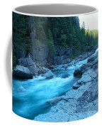 The View Of A River Coffee Mug