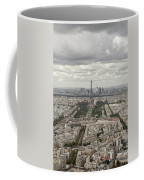 The View Of The Tower Coffee Mug