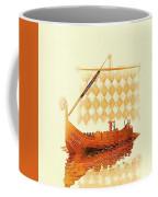 The Viking Ship Coffee Mug