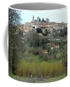 The Village And The Countryside Coffee Mug