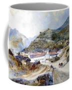 The Village Of Angangueo Coffee Mug