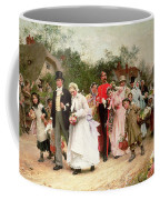 The Village Wedding Coffee Mug