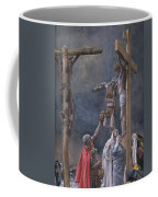 The Vinegar Given To Jesus Coffee Mug