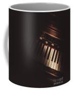 The Vintage Music Hall Coffee Mug