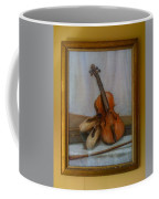 The Violin  Coffee Mug