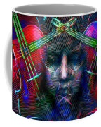 The Violinist  Coffee Mug