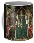 The Virgin And Saints Coffee Mug