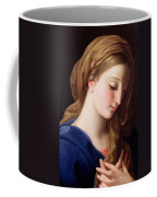The Virgin Annunciate Coffee Mug