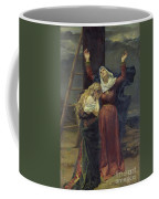 The Virgin At The Foot Of The Cross Coffee Mug