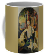 The Virgin Of The Rocks Coffee Mug