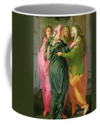The Visitation Coffee Mug