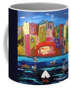 The Vista Of The City Coffee Mug