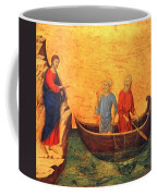 The Vocation Of The Apostle Peter Fragment 1311 Coffee Mug