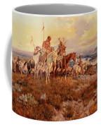 The Wagons Coffee Mug