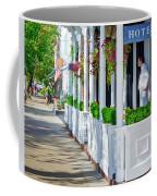 The Waiter Coffee Mug